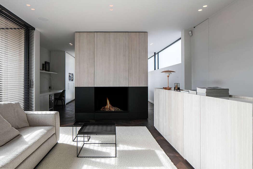 Penthouse O by Juma Architects