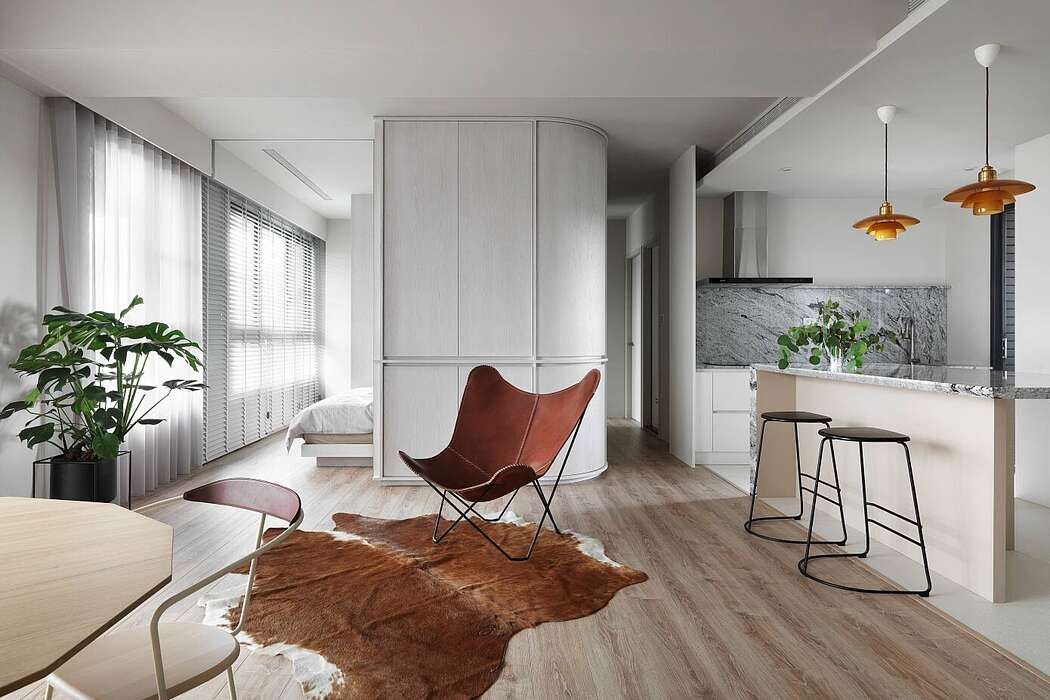 Apartment CH191 by C.H. Interior