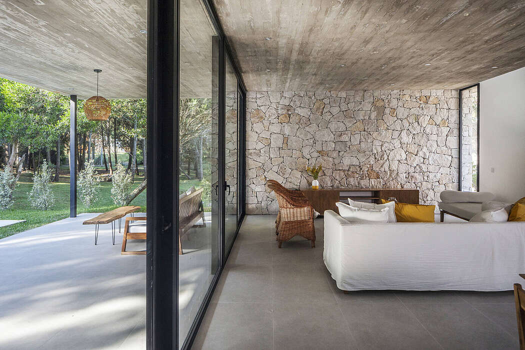 Casa C by Estudio PKA