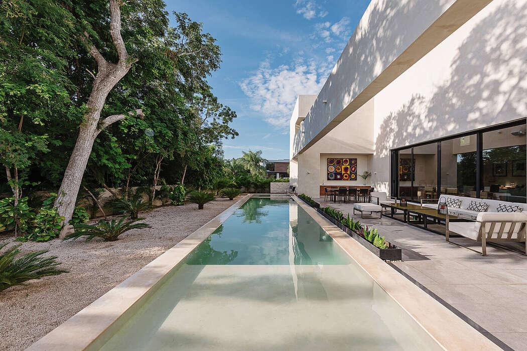 Casa Kutz by CPDA Arquitectos