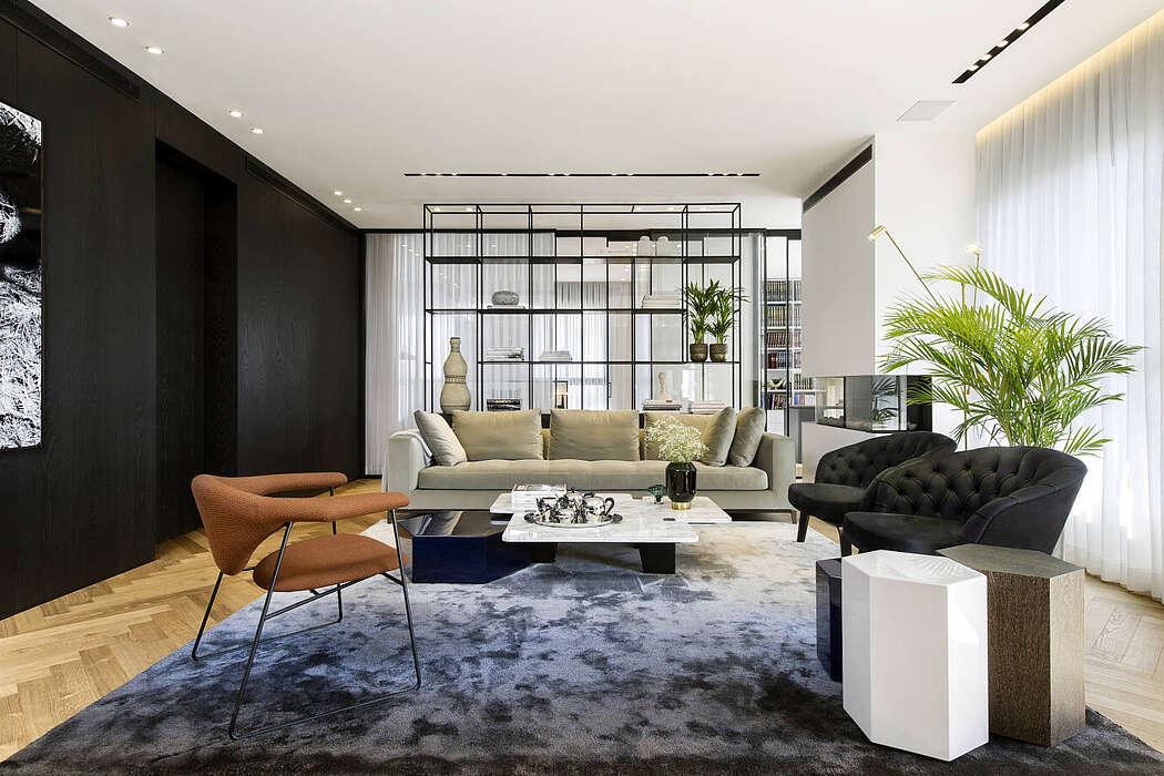 Penthouse X by K.O.T Architects