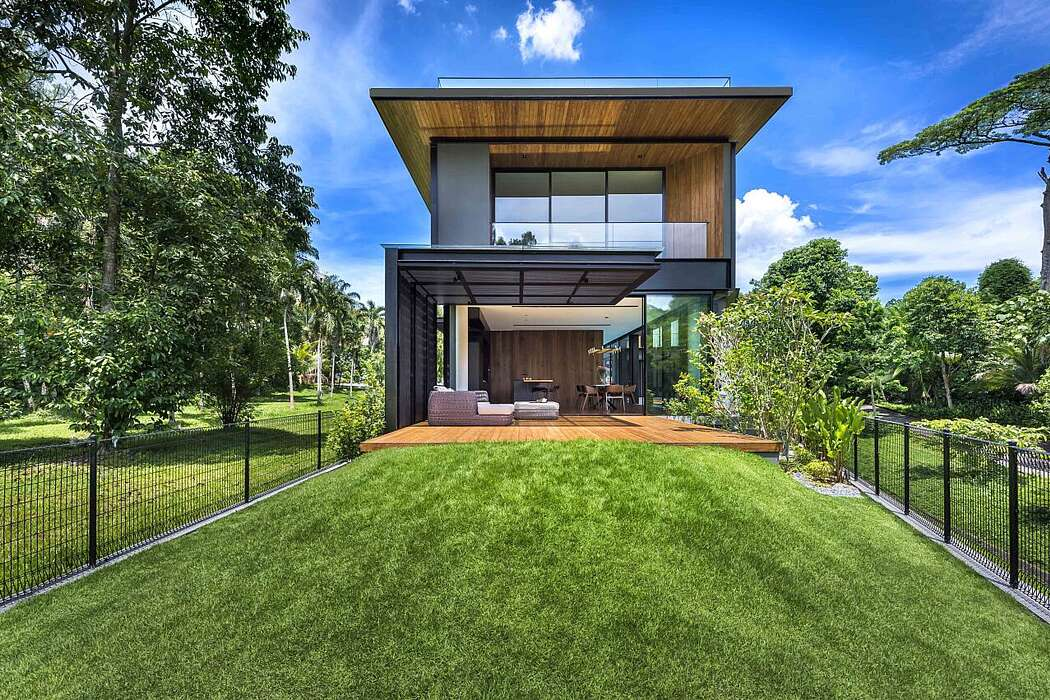 House 24 by Park + Associates