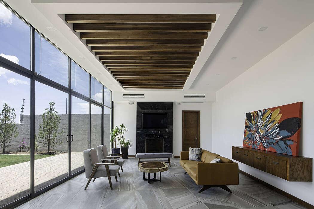 Terrazas House by Garza Maya Arquitectos