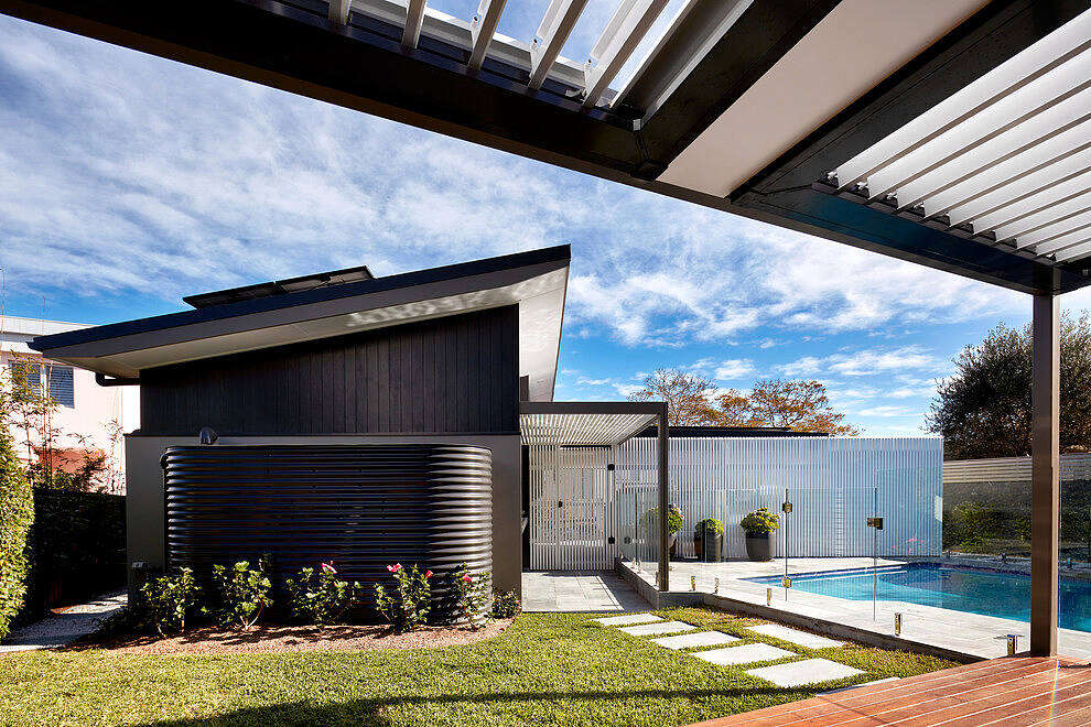 Balgowlah Heights 2 by Hobbs Jamieson Architecture