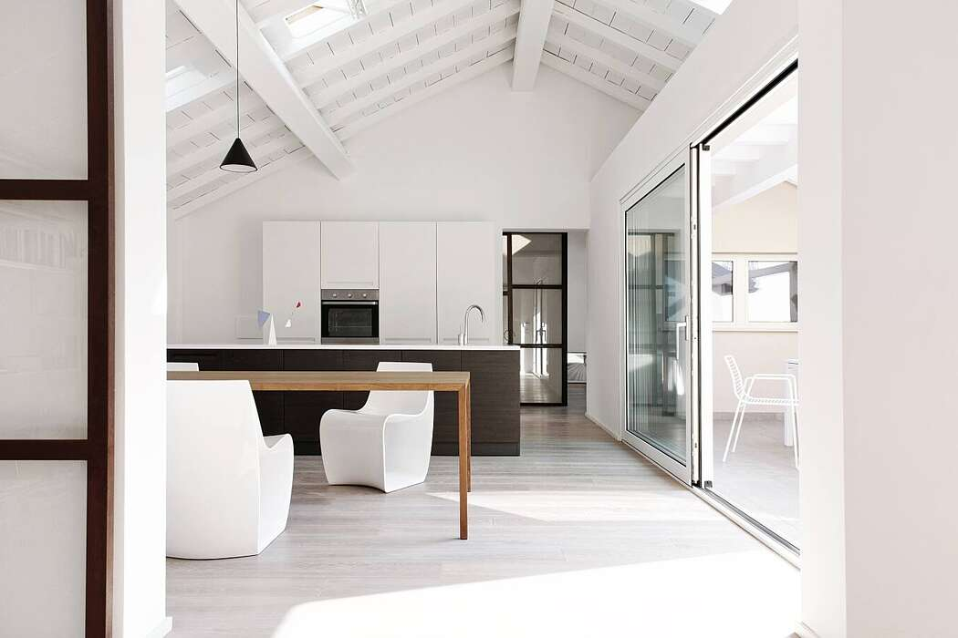V21 House by Giovanni Mensi