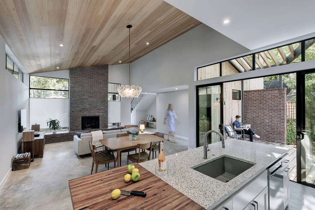 Hewn House by Matt Fajkus Architecture