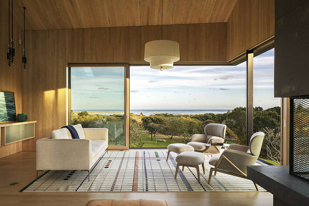 Chilmark House by Gray Organschi Architecture