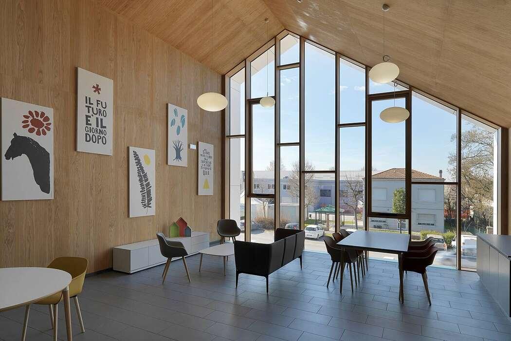 Hospital by MCA – Mario Cucinella Architects