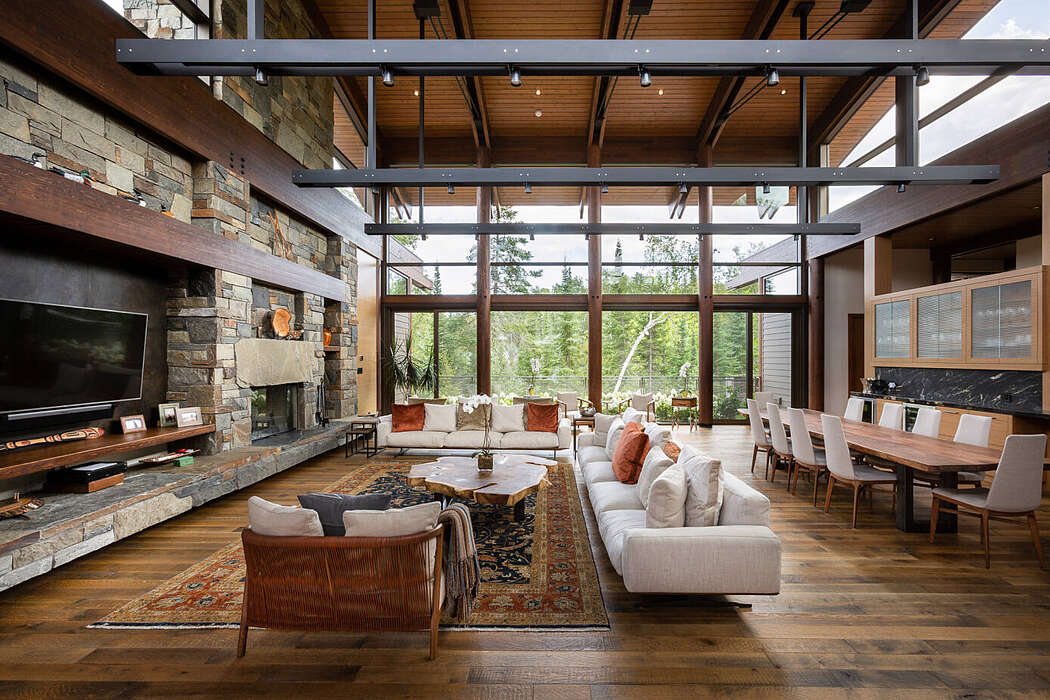 Clearwater Retreat by Secter Architecture + Design