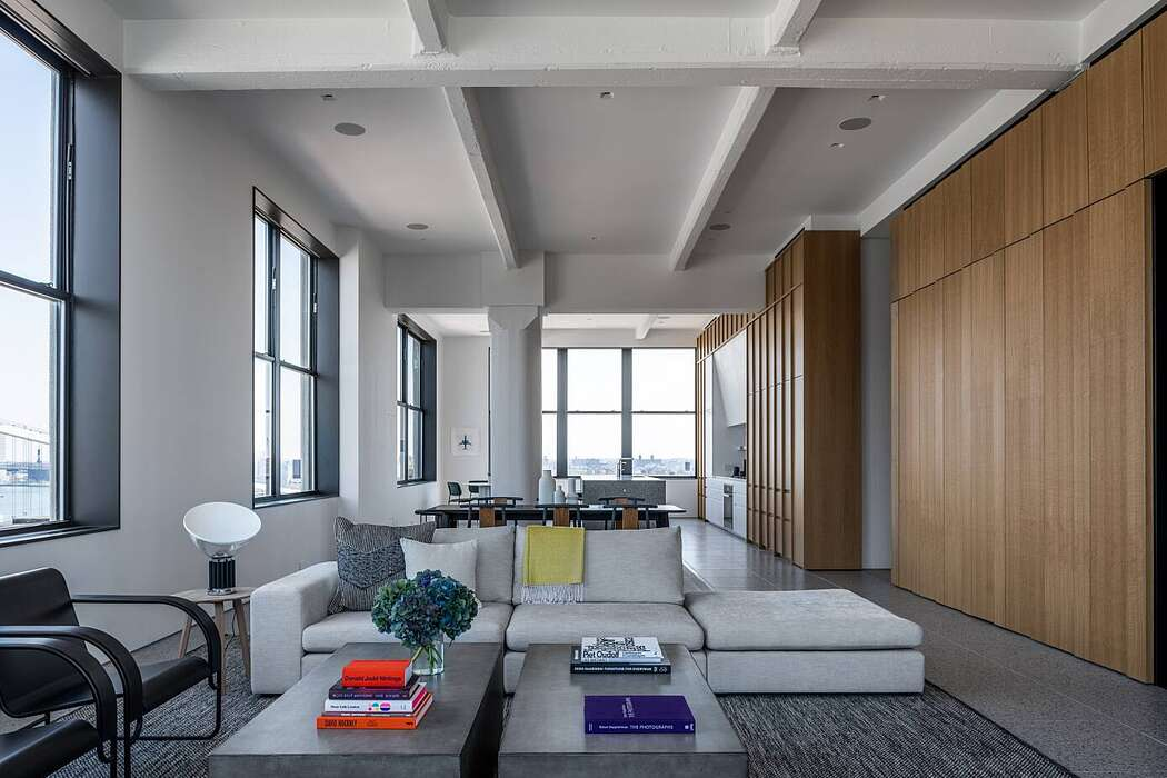 Four Corners Loft by Worrell Yeung