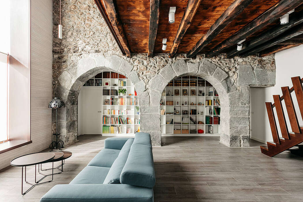 Goizco Farmhouse by Bilbao Architecture Team - 1