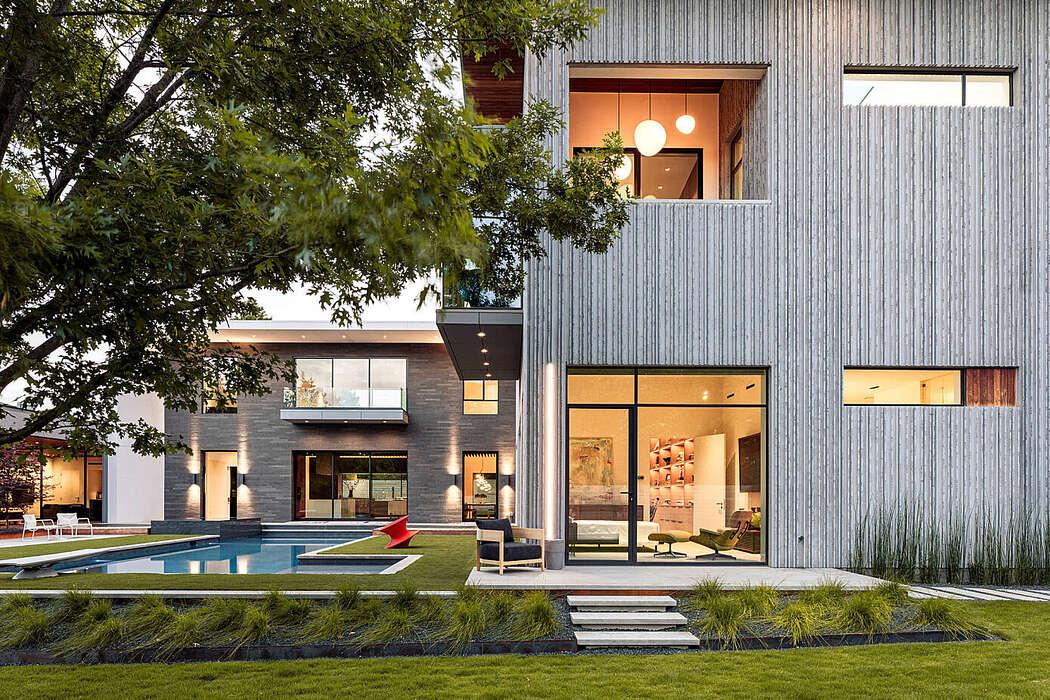 Taula House by European Home