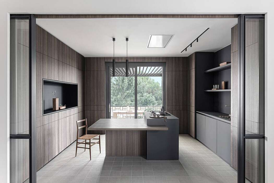 Apartment in Milan by AIM