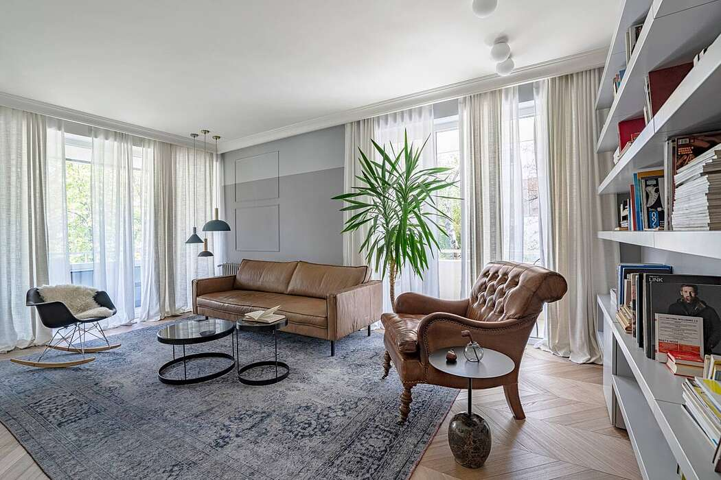 Apartment S14 by Hush Architects