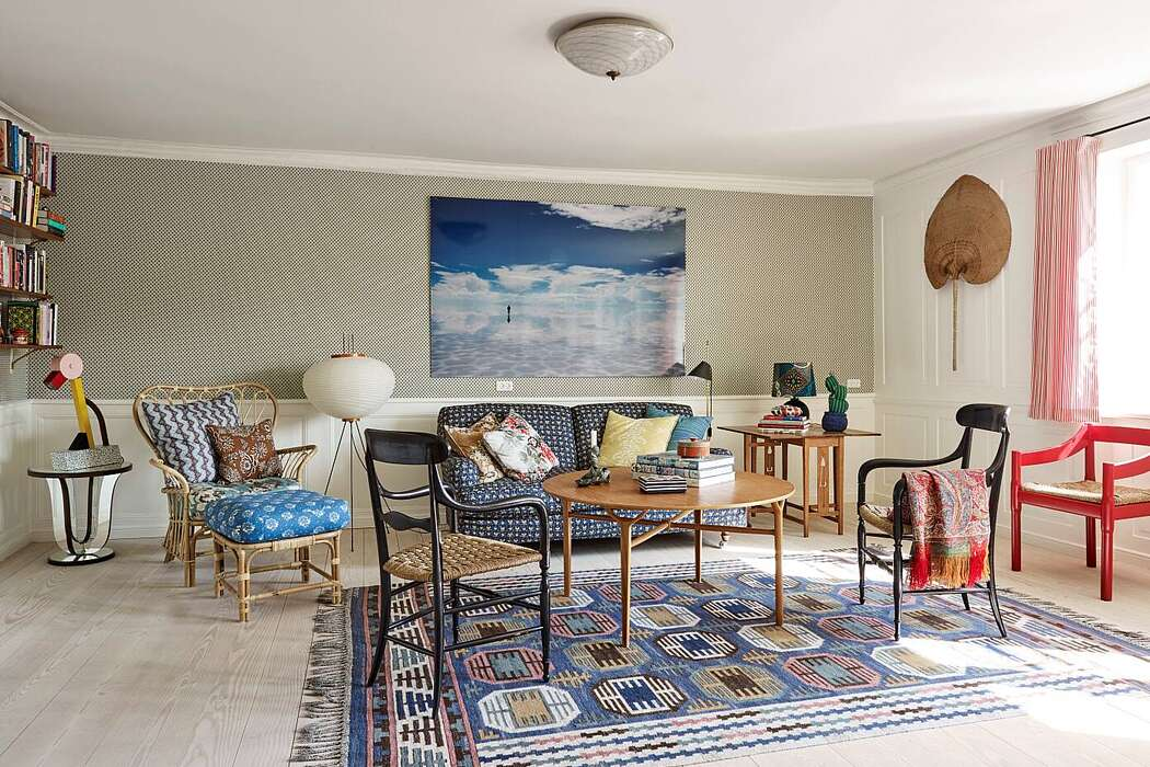 Apartment in Copenhagen by Tina Seidenfaden Busck