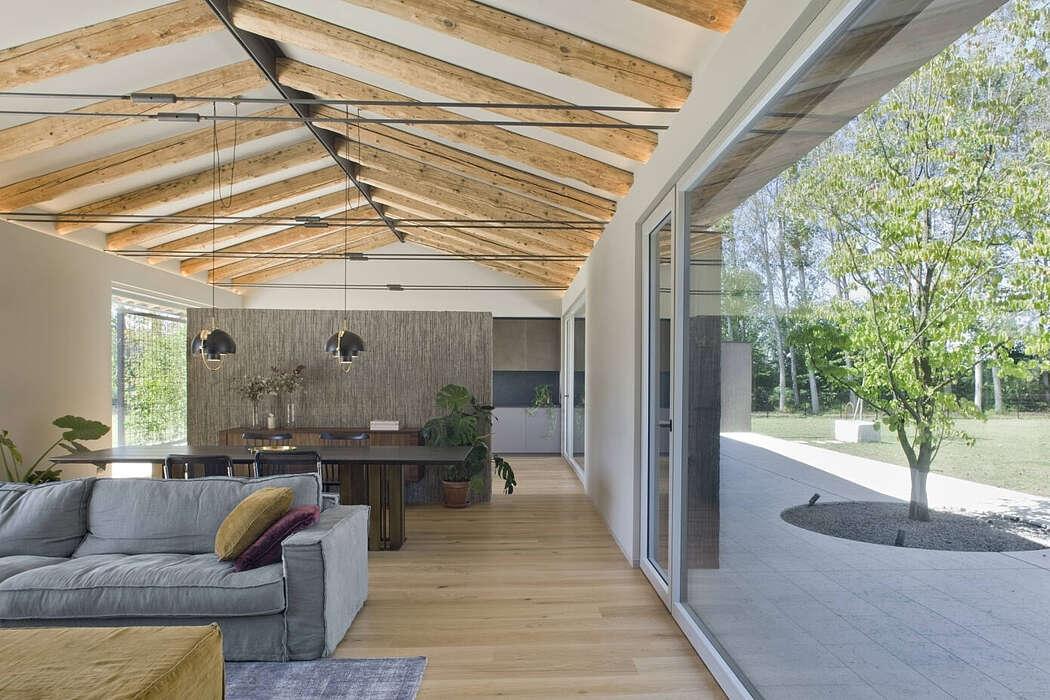 110 Casa Nel Pioppeto by Mide Architetti