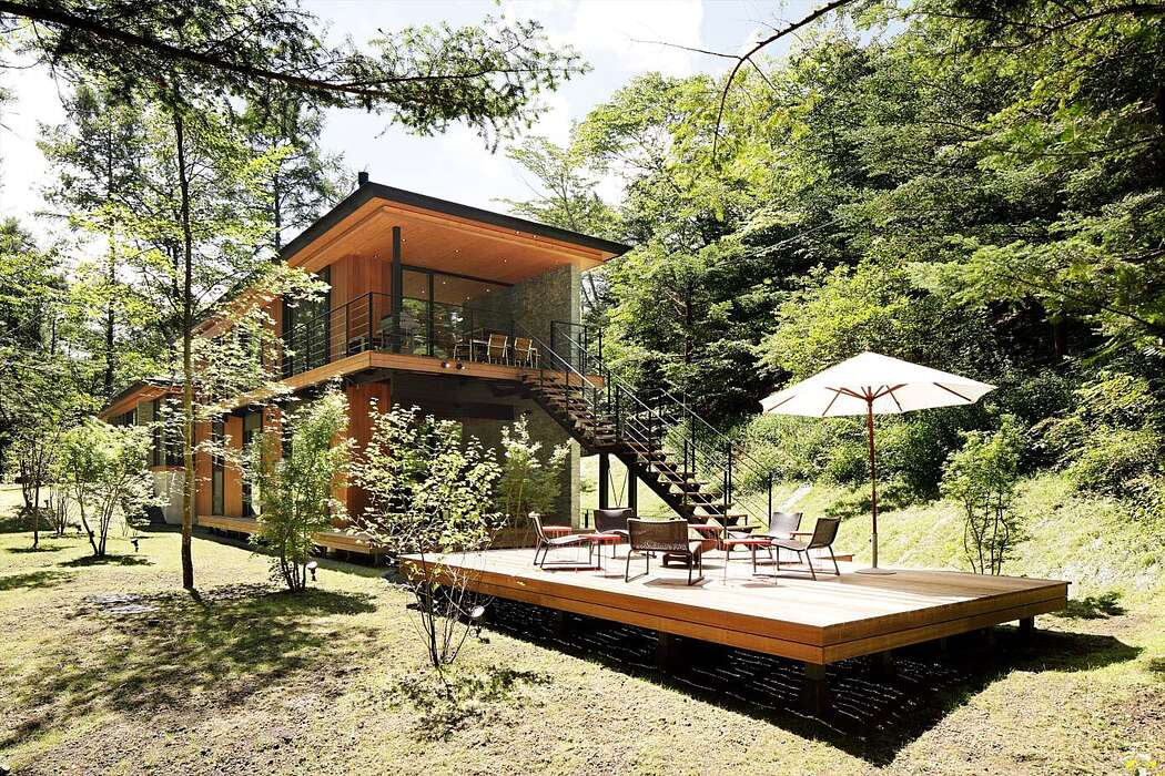 Home in Karuizawa by M's Architects - 1