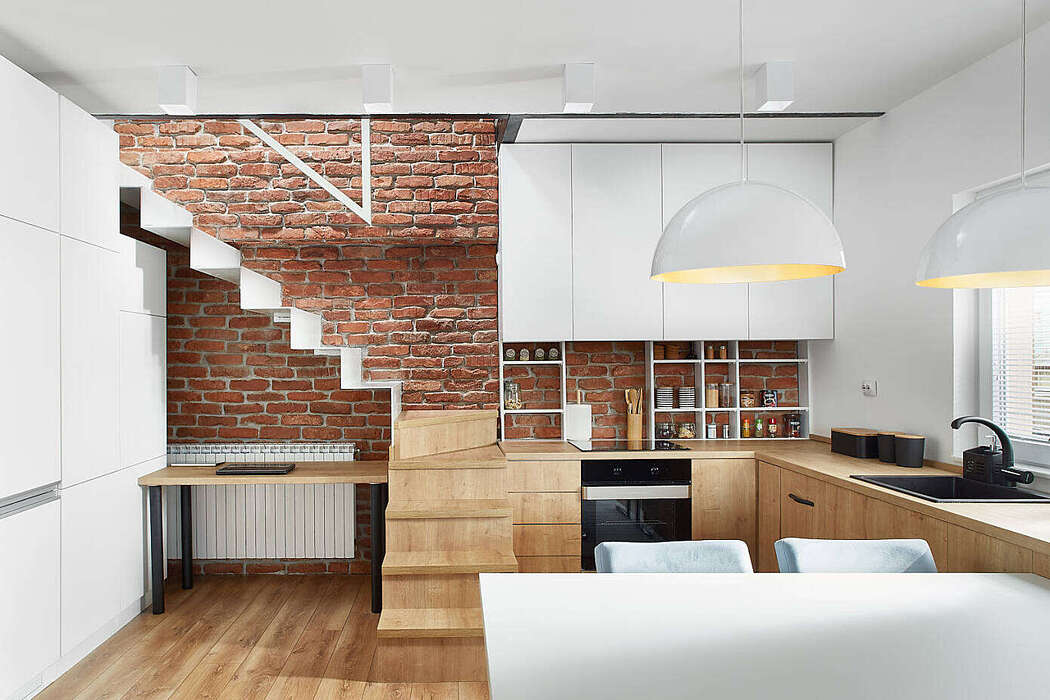 AA Apartment by LD Studio