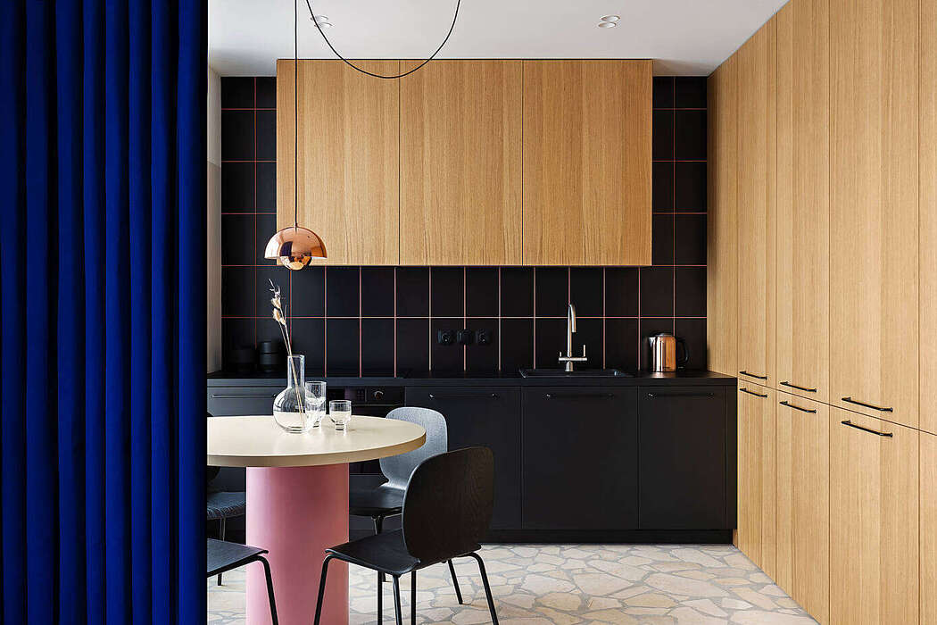 EGR Apartment by Ater.Architects