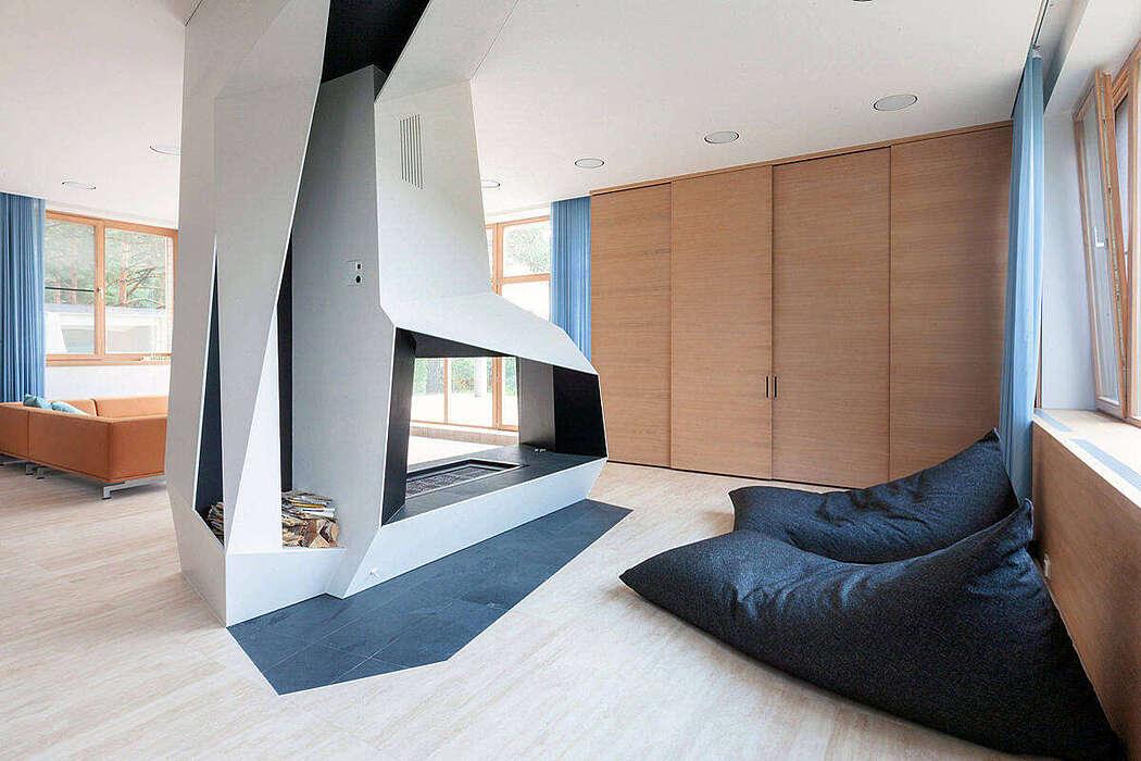 Rus 2071 House by Za Bor Architects