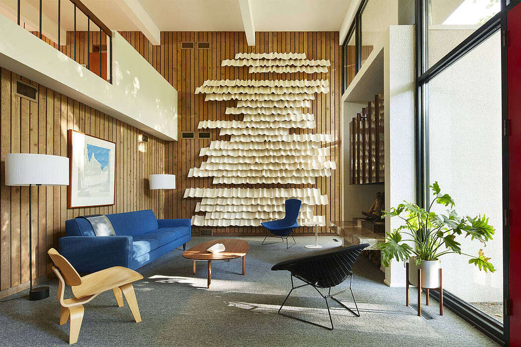 Midcentury Residence by SALA Architects