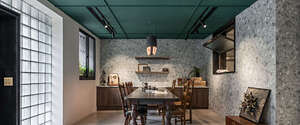 Bon Appetit Photography Studio by Han Yue Interior Design