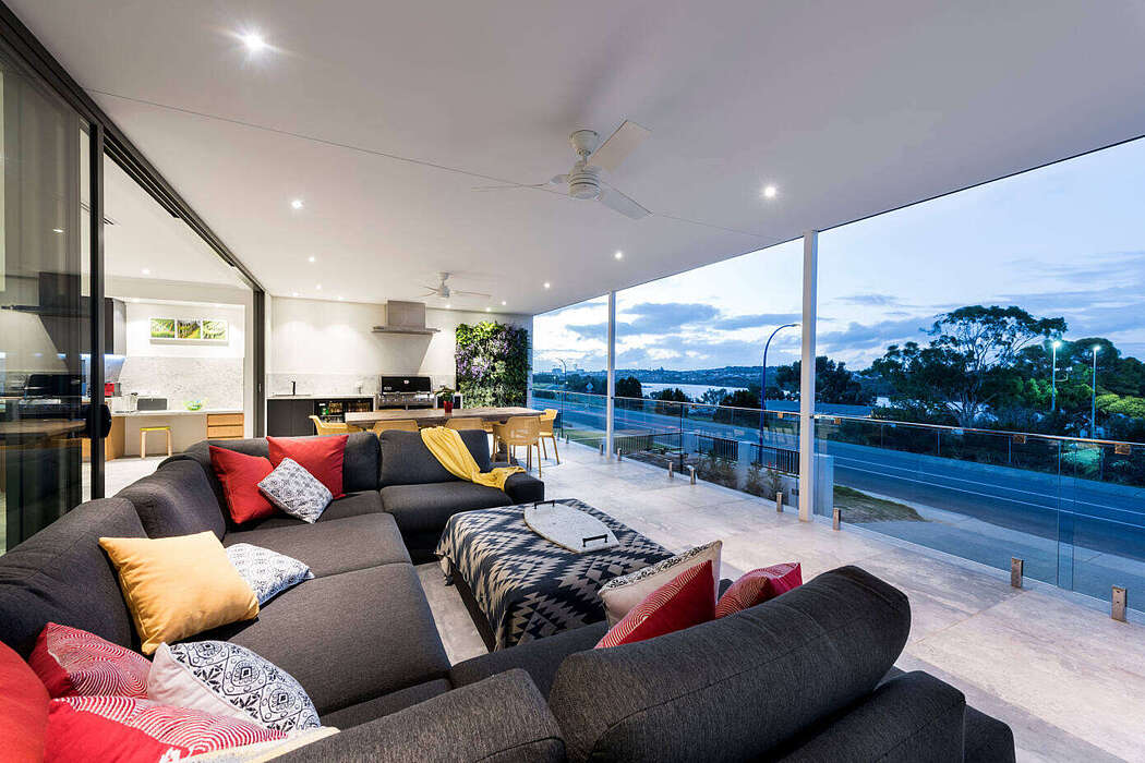 Preston Point Rd by Ecolectic Homes