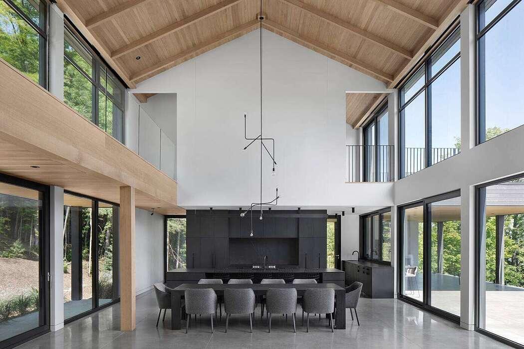 Cap St-martin House by Bourgeois / Lechasseur Architectes