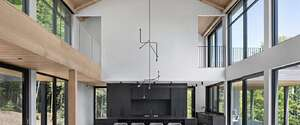 Cap St-martin House by Bourgeois / Lechasseur Architectes
