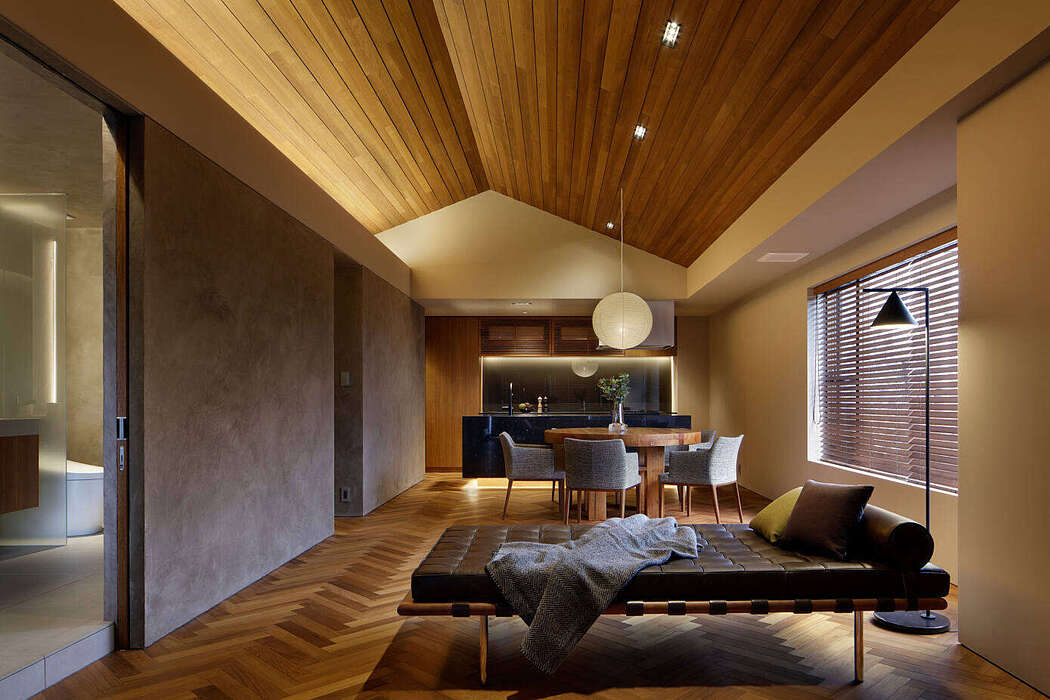 Yamanakako Guest House by Irorii Design