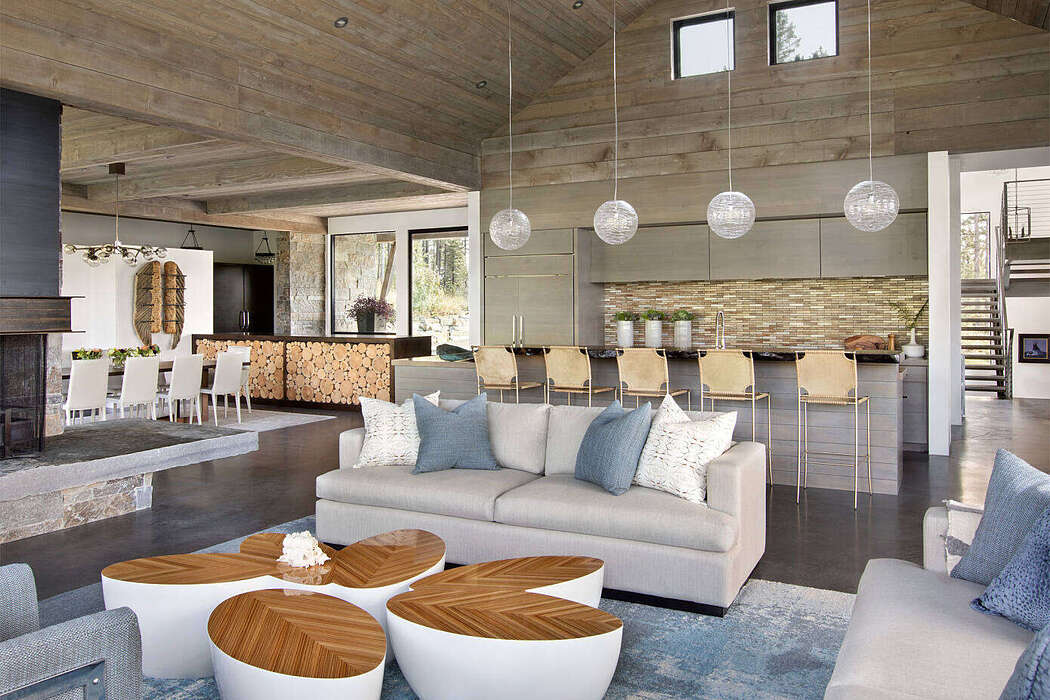 Mountain Modern Home by Brandt Construction
