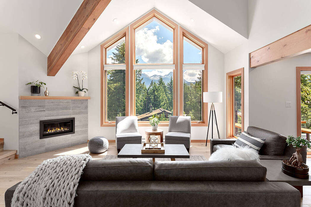 Whistler Retreat by Carena Dean Design