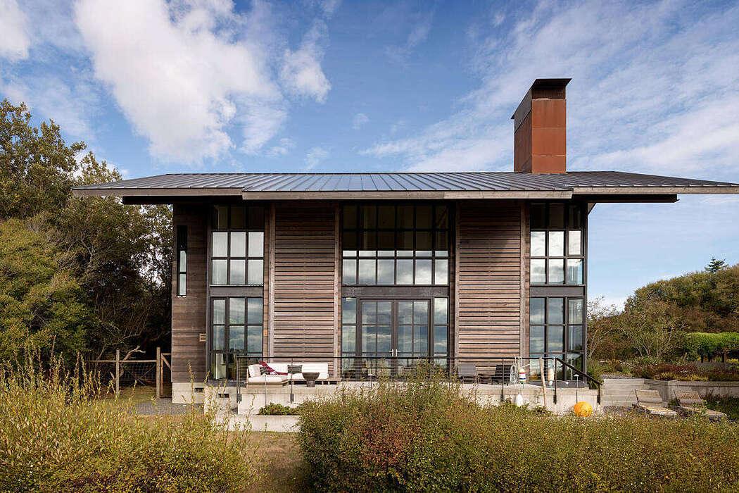 False Bay Residence by Olson Kundig