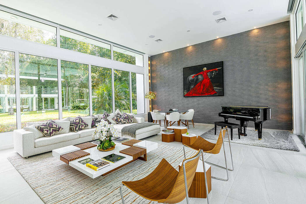 New Modern Home by The Crew Builders