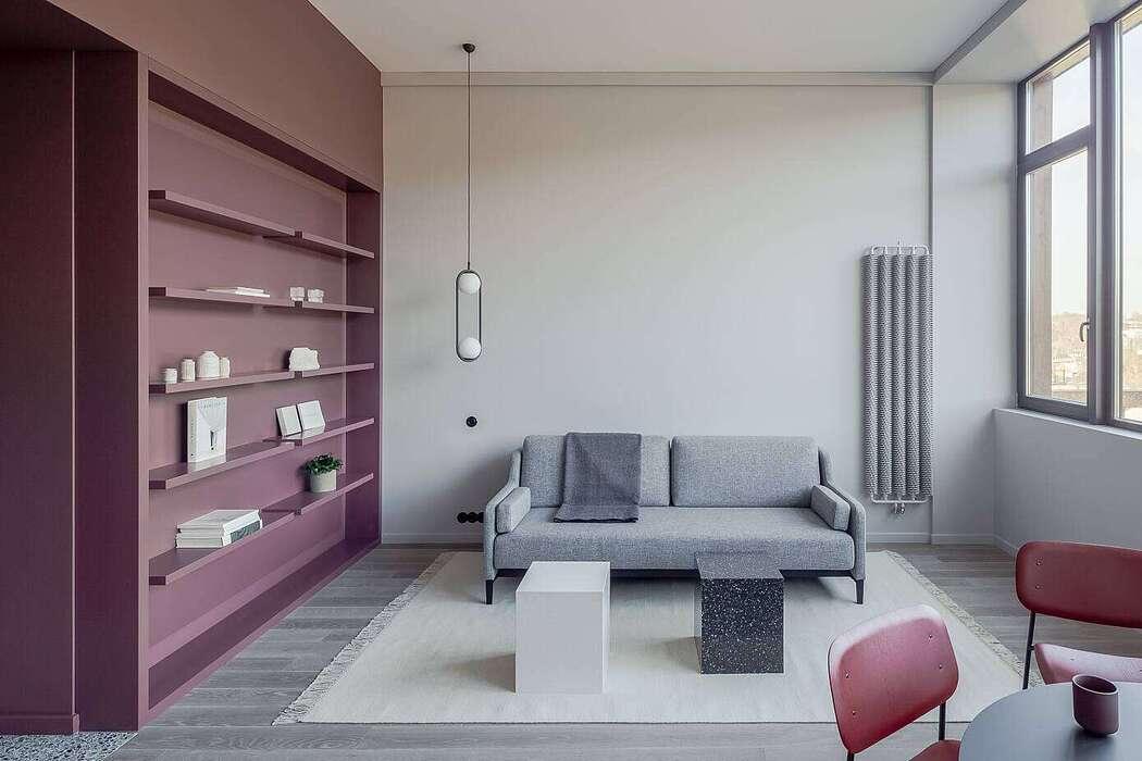 Mini Loft by October Design Studio