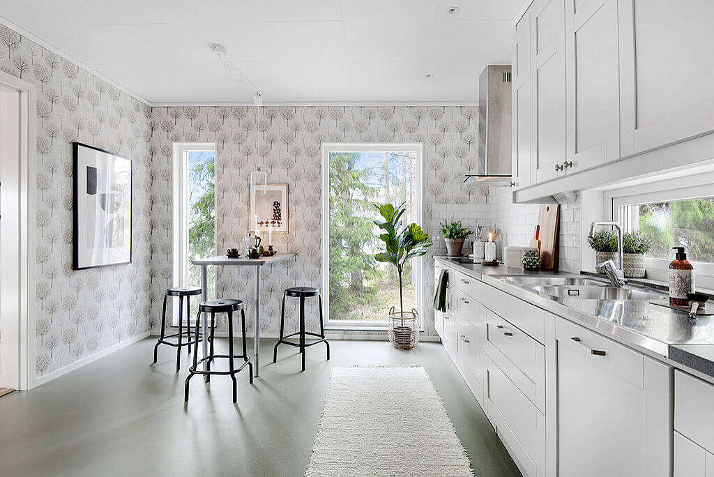 Home in Ekerö by Herder Home