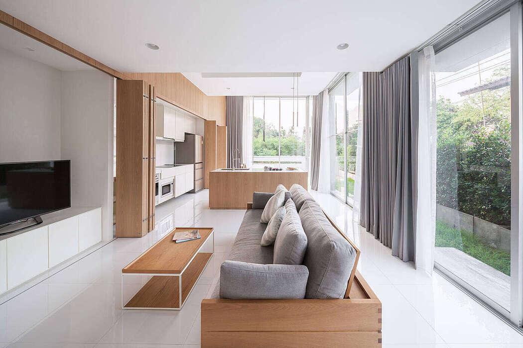 JB House by Idin Architects