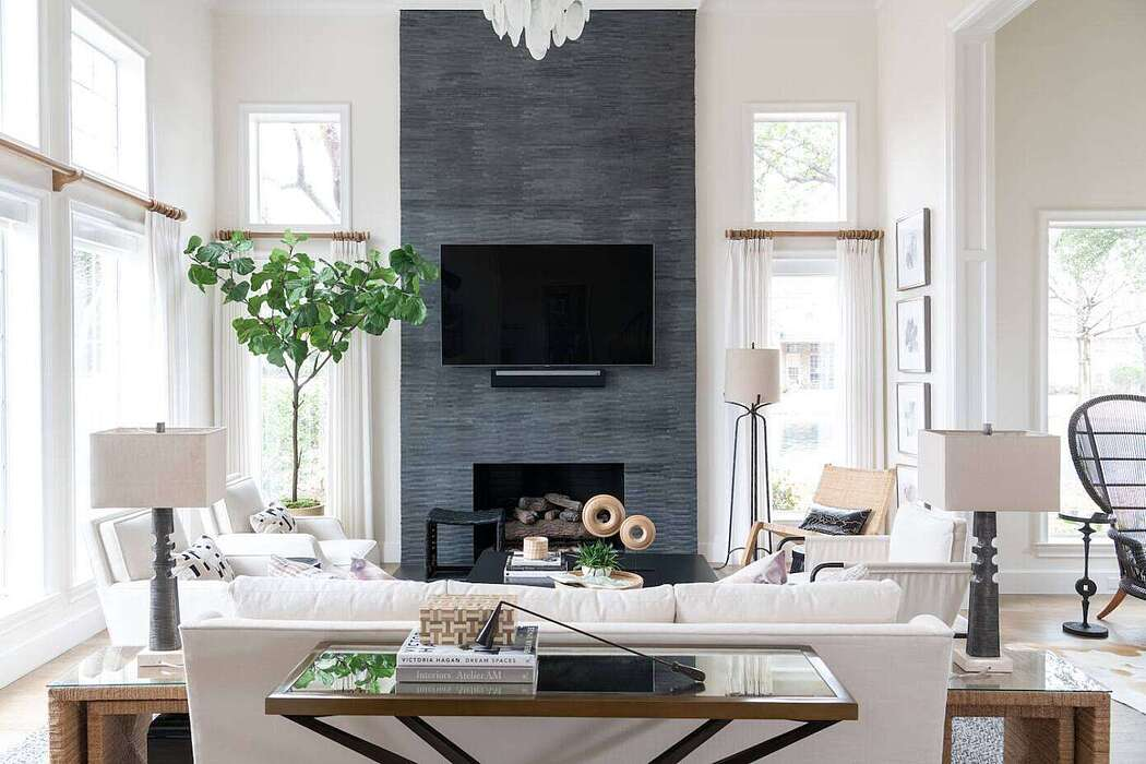 Scandinavian Lakeside House by Traci Connell Interiors