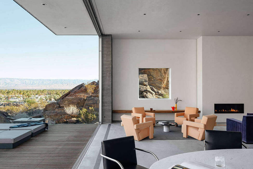 Ridge Mountain Residence by Ehrlich Yanai Rhee Chaney Architects