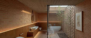 Courtyard Villa by Archstudio