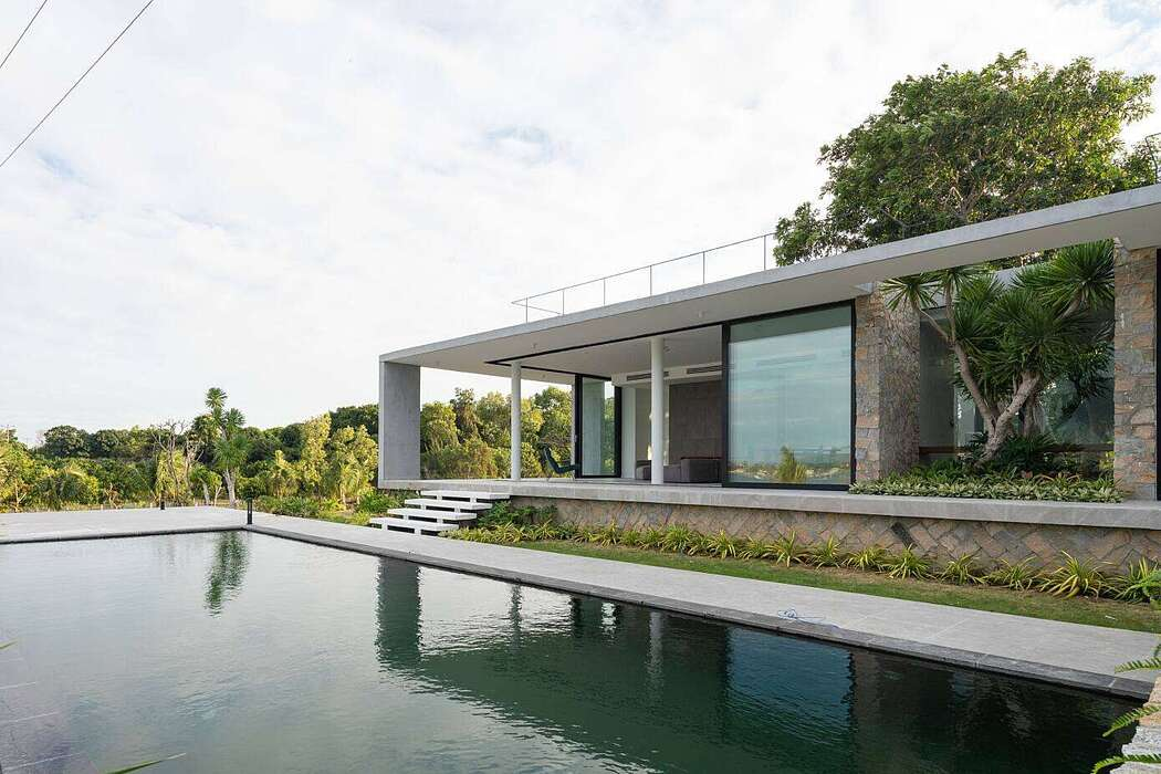 Cam Hai House by Idee Architects Vietnam - 1