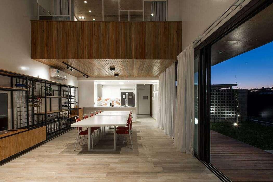 Casa Quincho by VA Arquitectos