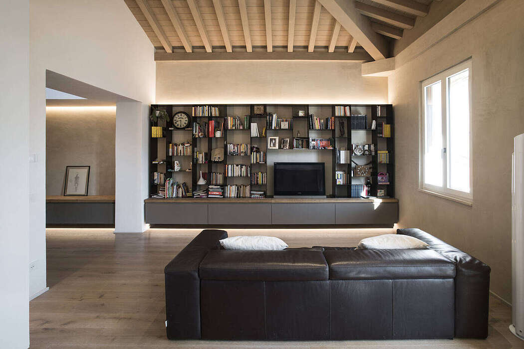 Apartment Fuori Porta by CMT Architetti