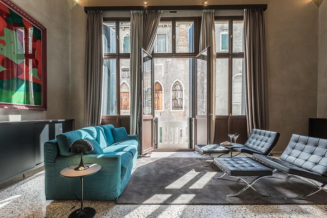 Palazzo Vendramin Costa by Zanon Architetti Associati