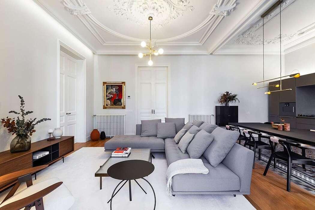 Casa Burés 1 by Coblonal Interiorisme
