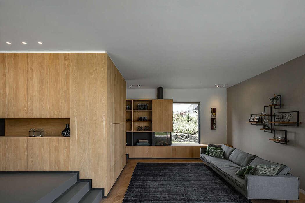 Villa Ijsselzig by Eva Architects