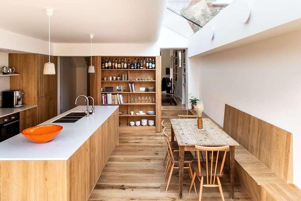 Ogee House by Bradley Vanderstraeten