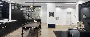 Triplex in Tel Aviv by Shira Lavi BD