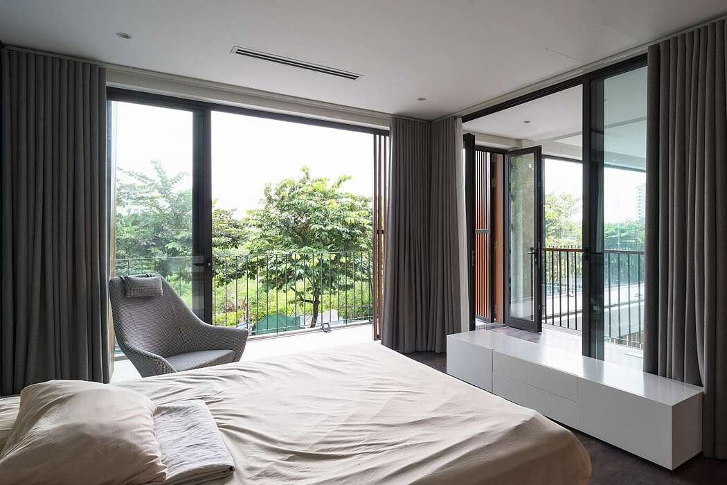 VH6 House by Idee Architects Vietnam