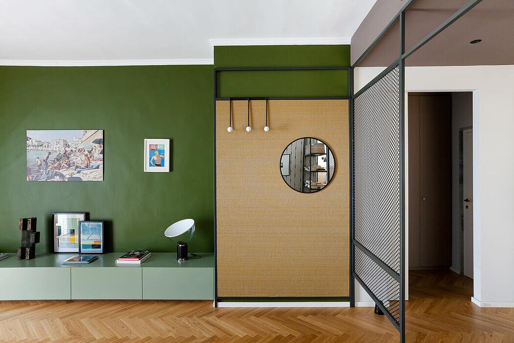 Contemporary Apartment by Pleroo Design Studio